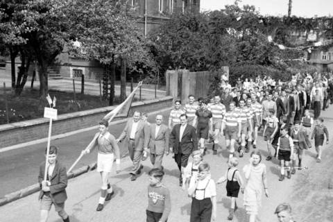 ARH NL Dierssen 1028/0009, Feuerwehrfest, 1950