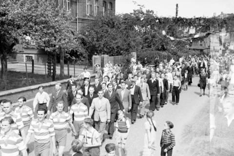 ARH NL Dierssen 1028/0010, Feuerwehrfest, 1950