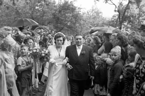 ARH NL Dierssen 1030/0003, Hochzeit Gassmann, Völksen, 1950