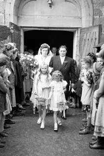 ARH NL Dierssen 1030/0007, Hochzeit Gassmann, Völksen, 1950