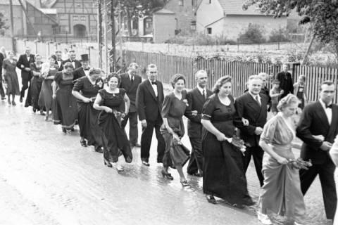 ARH NL Dierssen 1030/0015, Hochzeit Gassmann, Völksen, 1950