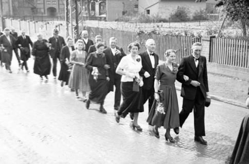 ARH NL Dierssen 1030/0017, Hochzeit Gassmann, Völksen, 1950