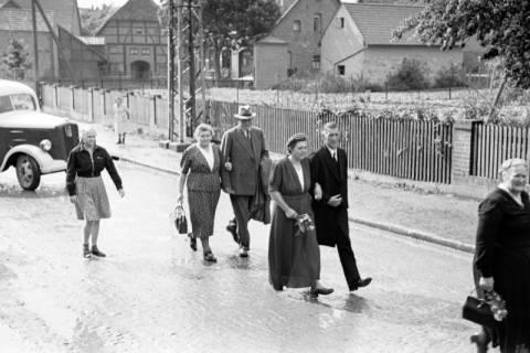 ARH NL Dierssen 1030/0020, Hochzeit Gassmann, Völksen, 1950