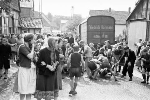 ARH NL Dierssen 1030/0021, Hochzeit Gassmann, Völksen, 1950