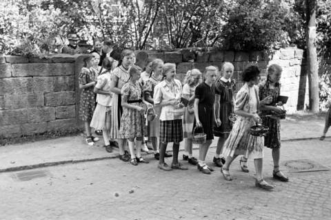 ARH NL Dierssen 1033/0003, Goldene Konfirmation, Bennigsen, 1950