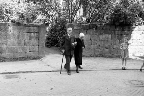 ARH NL Dierssen 1033/0012, Goldene Konfirmation, Bennigsen, 1950