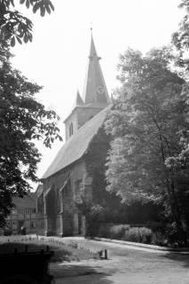 ARH NL Dierssen 1034/0023, Kirche St. Lukas, Pattensen, 1950