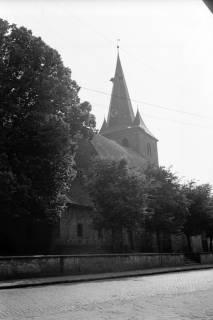 ARH NL Dierssen 1034/0024, Kirche St. Lukas, Pattensen, 1950
