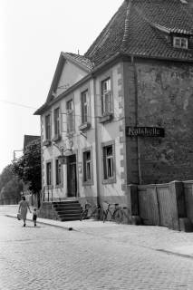 ARH NL Dierssen 1034/0026, Ratskeller, Pattensen, 1950