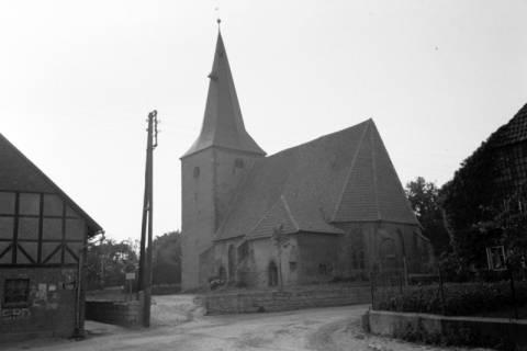 ARH NL Dierssen 1035/0003, St. Dionysius Kirche, Adensen, 1950