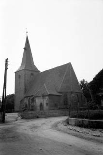ARH NL Dierssen 1035/0004, St. Dionysius Kirche, Adensen, 1950