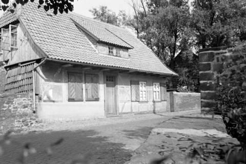 ARH NL Dierssen 1035/0011, Alte Wache, Pattensen, 1950