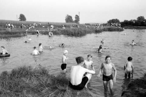 ARH NL Dierssen 1036/0016, Baden in der alten Leine, Schulenburg (Pattensen), 1950