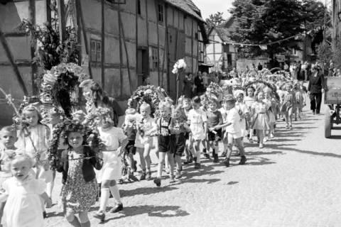 ARH NL Dierssen 1037/0028, Sportfest, Völksen, 1950