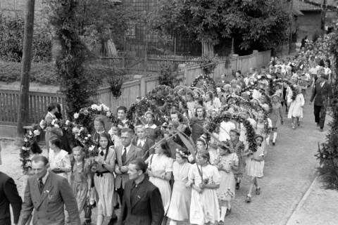 ARH NL Dierssen 1038/0008, Sportfest, Völksen, 1950