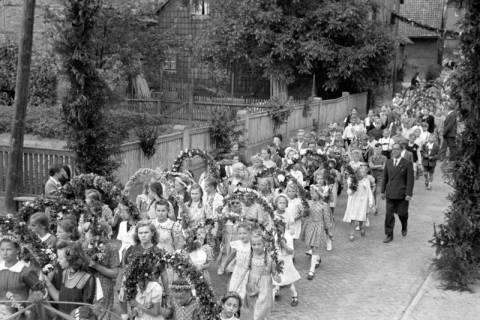 ARH NL Dierssen 1038/0009, Sportfest, Völksen, 1950