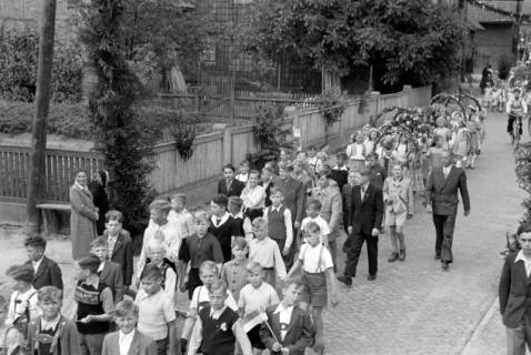 ARH NL Dierssen 1038/0012, Sportfest, Völksen, 1950