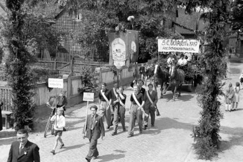 ARH NL Dierssen 1039/0009, Sportfest, Völksen, 1950