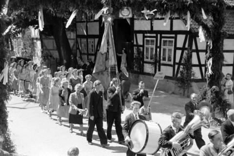 ARH NL Dierssen 1039/0025, Sportfest, Völksen, 1950