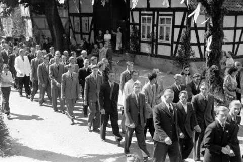 ARH NL Dierssen 1040/0003, Sportfest, Völksen, 1950