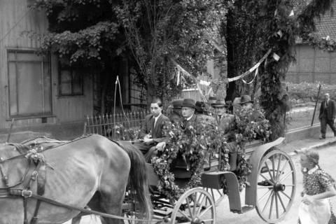ARH NL Dierssen 1042/0010, Sängerfest, Gestorf, 1950