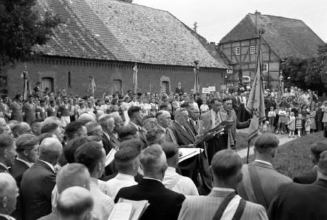 ARH NL Dierssen 1042/0013, Sängerfest, Gestorf, 1950