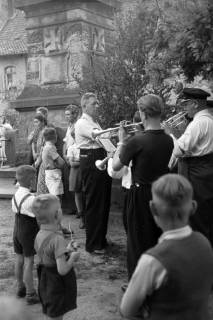 ARH NL Dierssen 1042/0015, Sängerfest, Gestorf, 1950