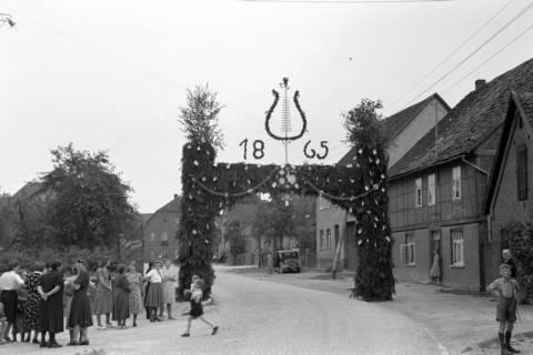 ARH NL Dierssen 1042/0016, Sängerfest, Gestorf, 1950