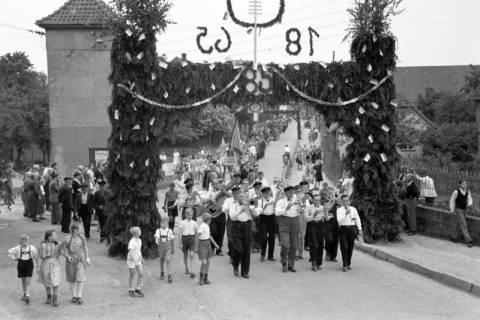 ARH NL Dierssen 1042/0022, Sängerfest, Gestorf, 1950