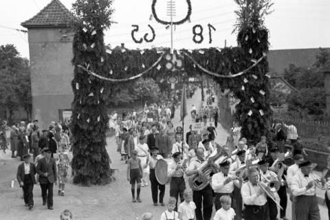 ARH NL Dierssen 1042/0023, Sängerfest, Gestorf, 1950
