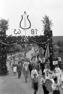 ARH NL Dierssen 1042/0024, Sängerfest, Gestorf, 1950