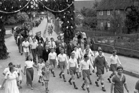 ARH NL Dierssen 1042/0029, Sängerfest, Gestorf, 1950