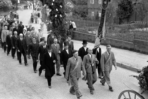 ARH NL Dierssen 1042/0031, Sängerfest, Gestorf, 1950