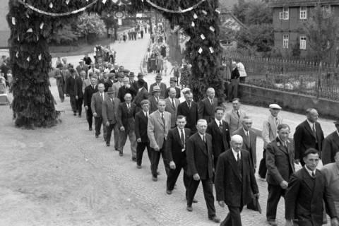 ARH NL Dierssen 1042/0032, Sängerfest, Gestorf, 1950