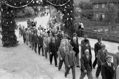 ARH NL Dierssen 1042/0033, Sängerfest, Gestorf, 1950