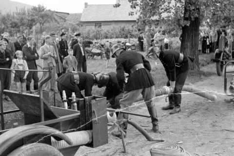ARH NL Dierssen 1043/0031, Feuerwehr, Alvesrode, 1950