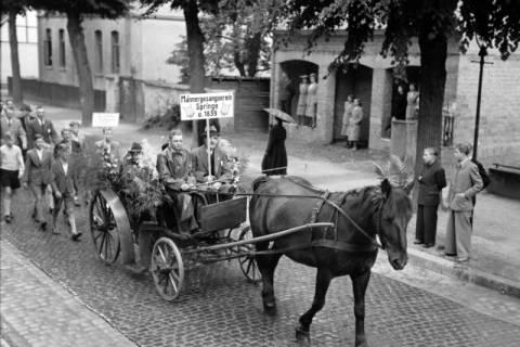 ARH NL Dierssen 1044/0002, Feuerwehrfest, Springe, 1950