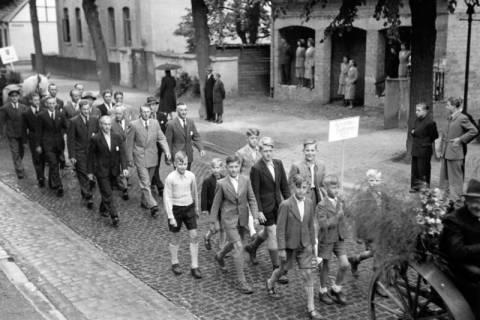 ARH NL Dierssen 1044/0003, Feuerwehrfest, Springe, 1950