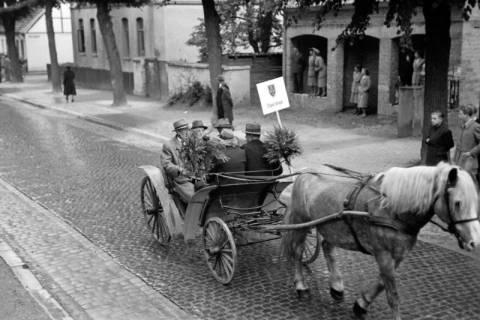 ARH NL Dierssen 1044/0005, Feuerwehrfest, Springe, 1950