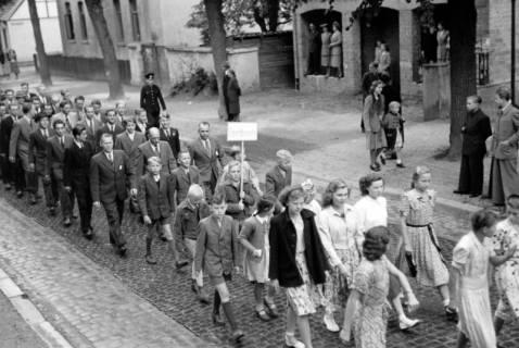 ARH NL Dierssen 1044/0006, Feuerwehrfest, Springe, 1950