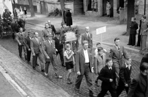 ARH NL Dierssen 1044/0009, Feuerwehrfest, Springe, 1950