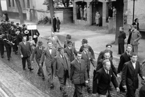ARH NL Dierssen 1044/0011, Feuerwehrfest, Springe, 1950
