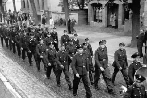 ARH NL Dierssen 1044/0012, Feuerwehrfest, Springe, 1950