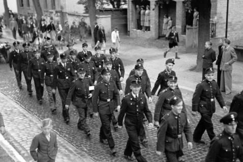 ARH NL Dierssen 1044/0013, Feuerwehrfest, Springe, 1950