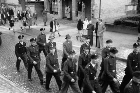 ARH NL Dierssen 1044/0014, Feuerwehrfest, Springe, 1950
