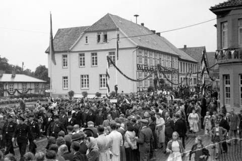 ARH NL Dierssen 1044/0015, Feuerwehrfest, Springe, 1950