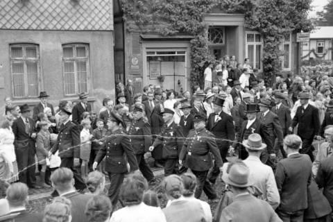 ARH NL Dierssen 1044/0016, Feuerwehrfest, Springe, 1950