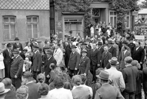 ARH NL Dierssen 1044/0017, Feuerwehrfest, Springe, 1950
