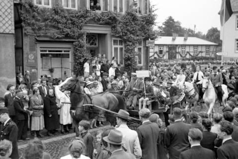 ARH NL Dierssen 1044/0018, Feuerwehrfest, Springe, 1950