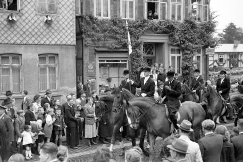ARH NL Dierssen 1044/0021, Feuerwehrfest, Springe, 1950